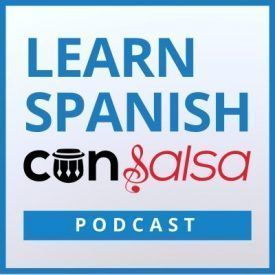 Learn Spanish con Salsa Podcasts ELE