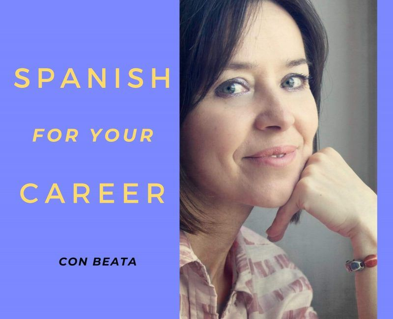 spanish for your career podcasts ele